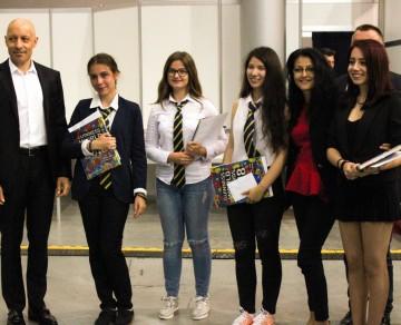 """Връчване на ежегодните награди в конкурса за есе на фондация """"Стоил Куцев - Даскала"""""""